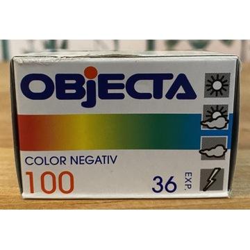 Objecta100 35mm film klisza po terminie