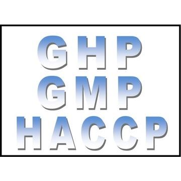GHP/GMP/HACCP - Gastronomia - PROFESJONALNIE!