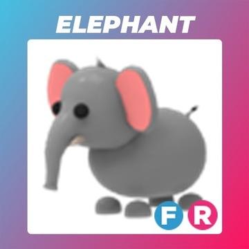 Roblox Adopt Me Elephant FR