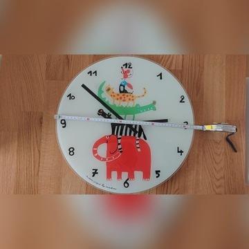 zegar dziecięcy