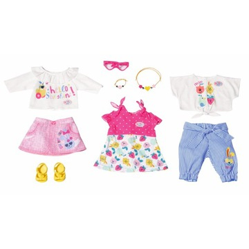 BABY Born Zestaw ubranek dla lalki 43 cm 828793