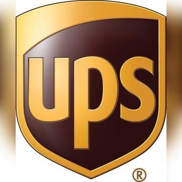 Naszywka UPS