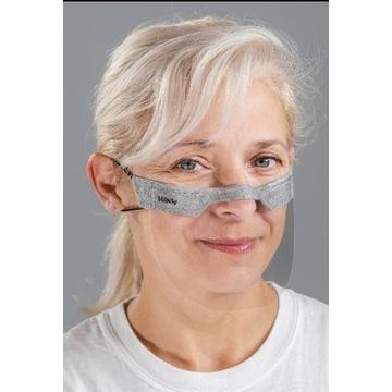 2x Mini Shield Vitberg M przyłbica maska oryginał