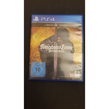 Kingdom Come: Deliverance [PL] [PS4]