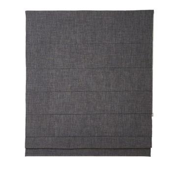 Roleta rzymska GoodHome Soyo 60 x 160 cm szara