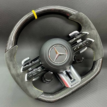 Kierownica carbon W213 W222 W217 C63 S63 AMG 2021
