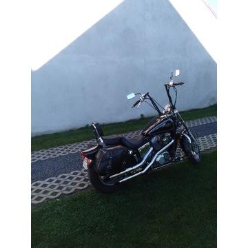 Honda Shadow 1100 VT