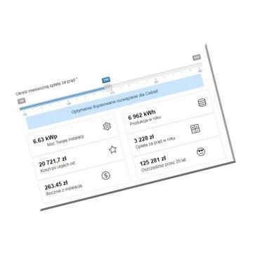 Kalkulator fotowoltaiczny leady, nowi klienci