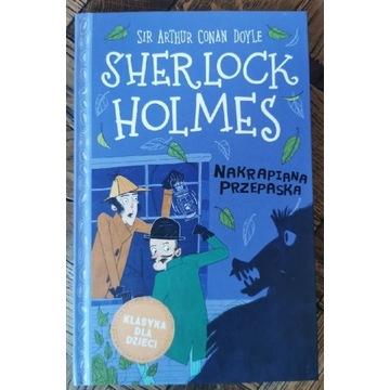 Sherlock Holmes. Nakrapiana przepaska.