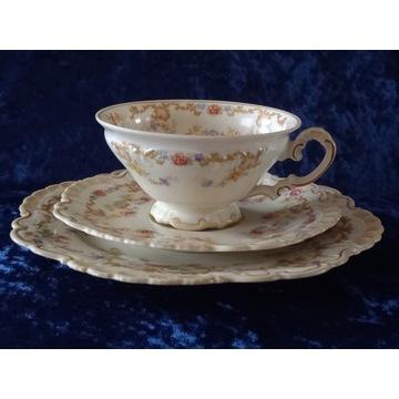 Porcelanowa filiżanka firmy Sorau Żary 1920 r