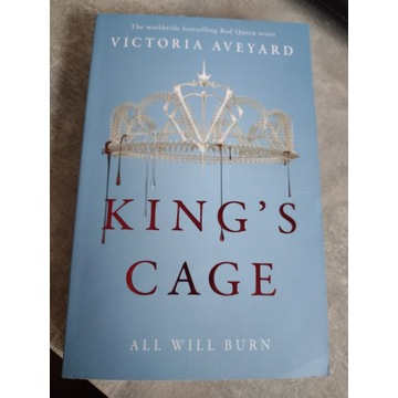 King's Cage Victoria Aveyard Red Queen series v. 3