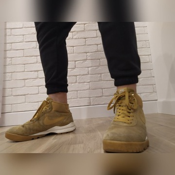 Buty Nike Hoodland Suede Haystock sneakers