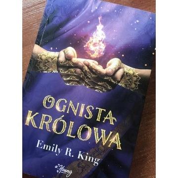 Ognista Królowa - Emily R. King