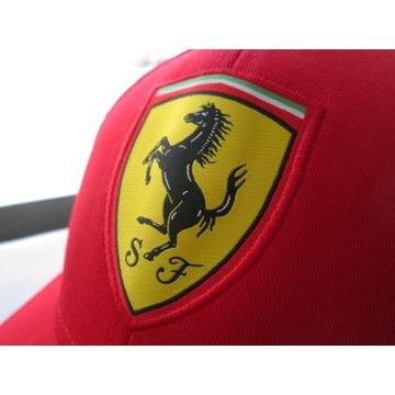 Ferrari F1 Scuderia Cap CZAPKA