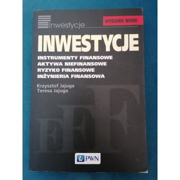 Inwestycje - Jajuga - 2015