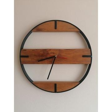 Zegar typu Loft industrial