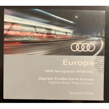 Karta nawigacji SD Audi Q2