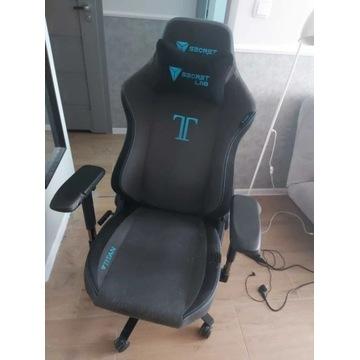 Secretlab Titan krzesło dla graczy