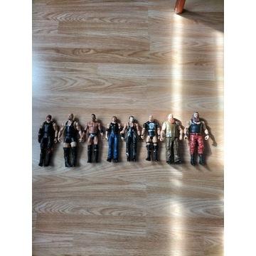 WWE figurki Mattel