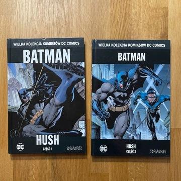 Batman HUSH Część 1 i 2