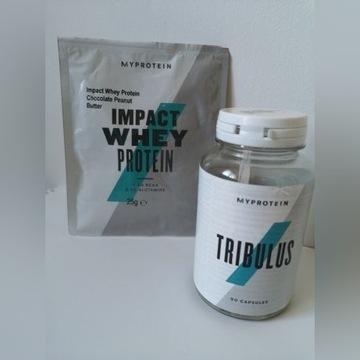 Tribulus - Myprotein + gratis