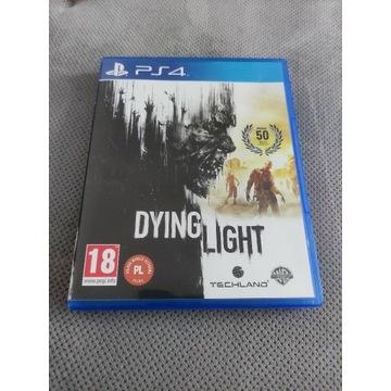 Gra PS4 Dying Light stan igła Licytacja od 1zł