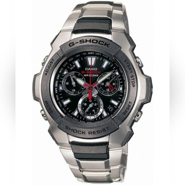 Casio G-Shock model 5034 g-1000D stalowy 20 Bar
