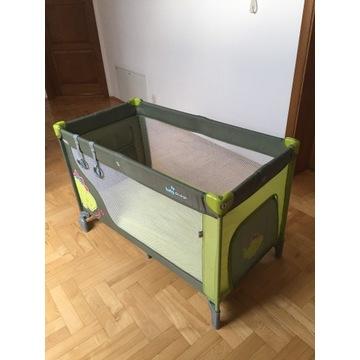 Łóżeczko turystyczne Baby Design z przewijakiem