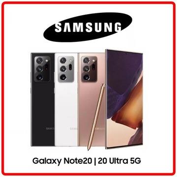 SAMSUNG Note 20 Ultra + GRATIS Etui Gwarancja!