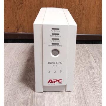 UPS APC Back-UPS CS 325