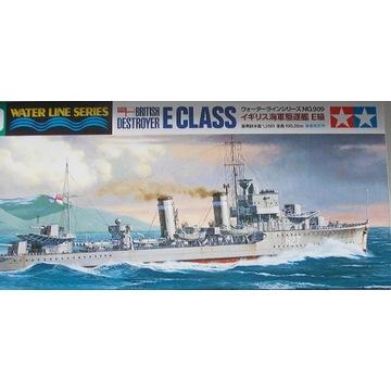 1/700 Niszczyciel klasy E (Electra) Tamiya