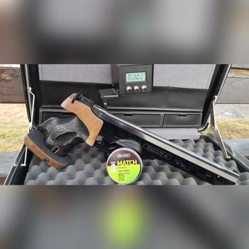 Joniskeit Hurricane pistolet match wiatrówka PCA