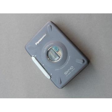 Panasonic odtwarzacz kasetowy.