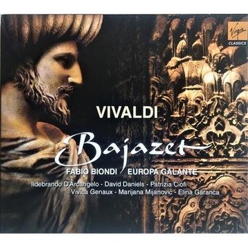 Antonio Vivaldi - Bajazet