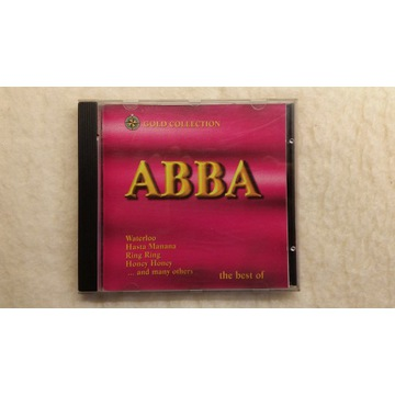 Płyta CD     ABBA          THE  BEST OF