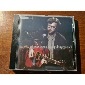 Eric Clapton - Unplugged  - bdb, jak nowe