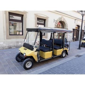 Melex 966, pasażerski, meleks, pojazd elektryczny