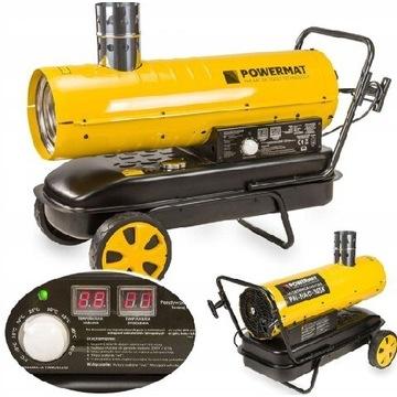 Nagrzewnica olejowa 30 kw 30kw powermat mocna