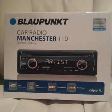 Radio Blaupunkt Manchester 110 jak nowe