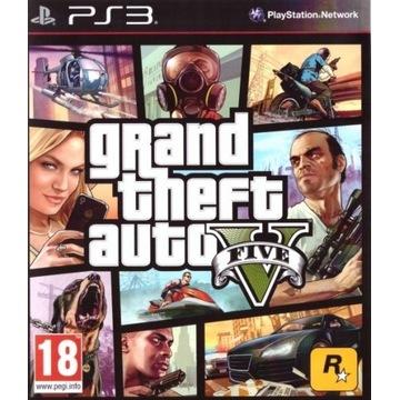 GTA V ps3 GTA V Playstation 3 Napisy PL