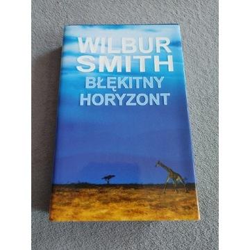Błękitny horyzont Wilbur Smith