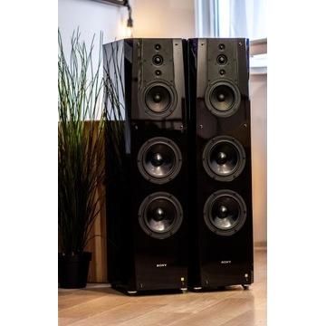 Sony ES SS-NA2ES głośniki stereo kolumny podłogowe