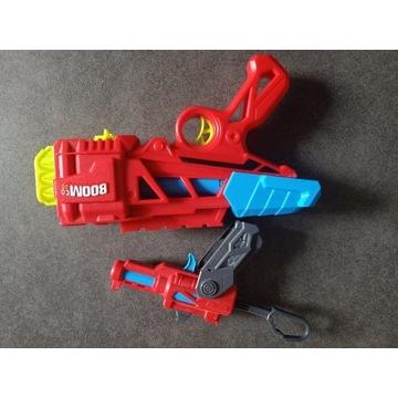 Mattel Zestaw Wyrzutni BoomCo strzałki gratis!