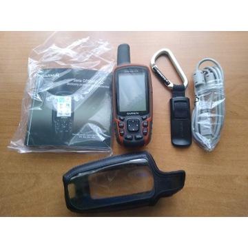 Nawigacja turystyczna  GPSMAP GARMIN 62S