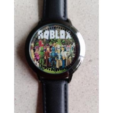 Roblox cyfrowy zegarek