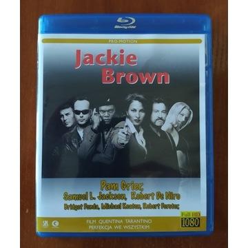 Jackie Brown Bluray Blu-ray Wersja Polska Lektor