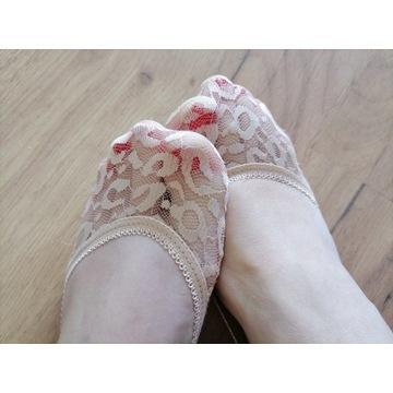 skarpetki stopki noszone używane fetysz stóp
