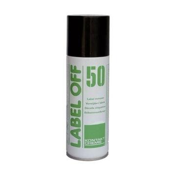 LABEL OFF 50 do usuwania naklejek - 200 ml