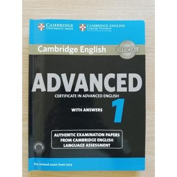 Cambridge English Advanced 1 with answers