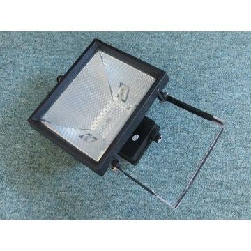 Lampa oprawa halogenowa, zewnętrzna do 500W